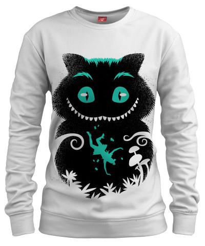 WONDERLAND CAT Womens sweater
