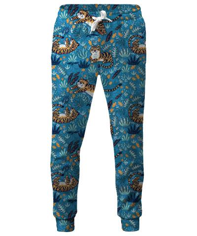 CUTE TIGERS PATTERN Sweatpants