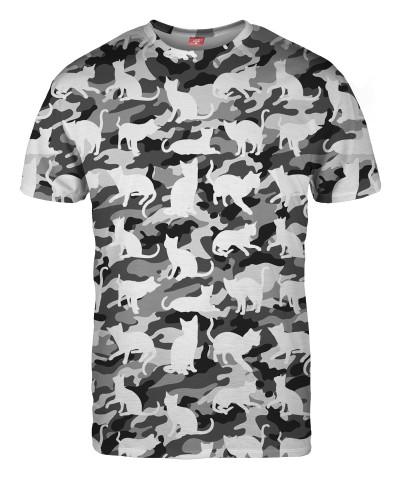 Koszulka CATMOUFLAGE