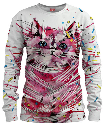 CANDY CAT Womens sweater