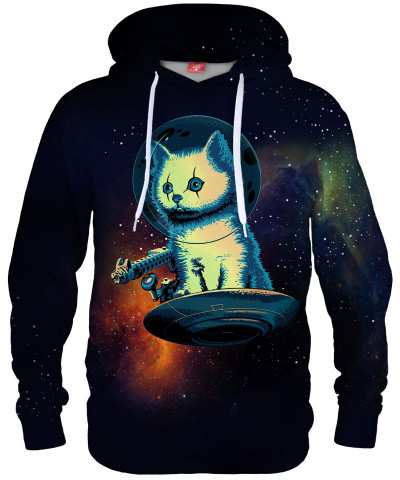 Bluza z kapturem CAT PROTECTOR