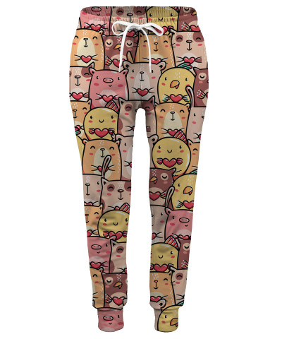 Spodnie damskie SWEET PETS
