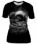 SPACE JUNKIE Womens T-shirt