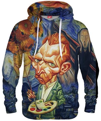 Bluza z kapturem VAN GOGH