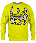 SPONGEJOINT Sweater