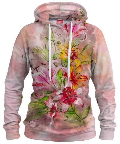 LILIES BUNCH Womens hoodie