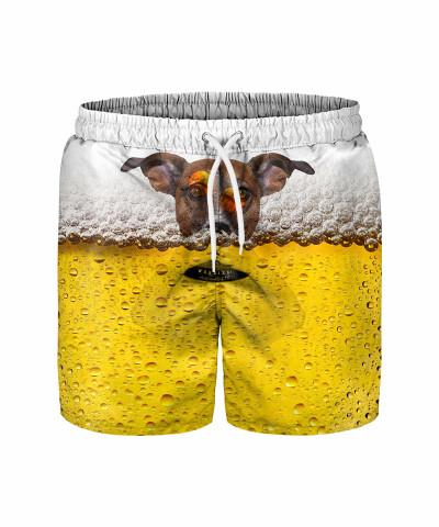 ALCOHOLIC Swim Shorts