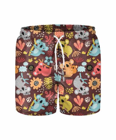 COLORFUL KOALA Swim Shorts