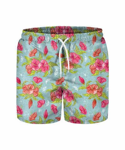 COLORFUL FLORAL Swim Shorts