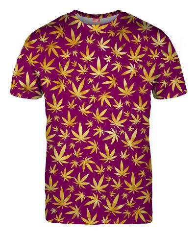 Koszulka GOLD WEED PATTERN