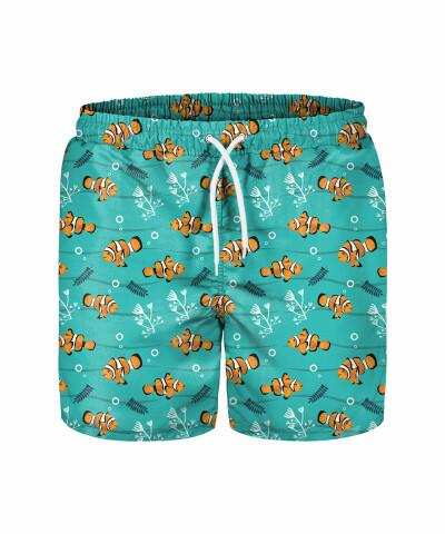 Szorty FISHES