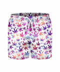 SPACE WEED Swim Shorts
