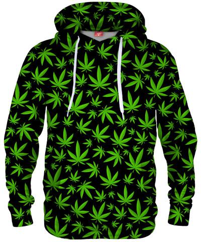 WEED PATTERN Hoodie