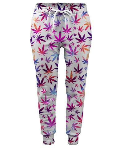 SPACE WEED Womens sweatpants