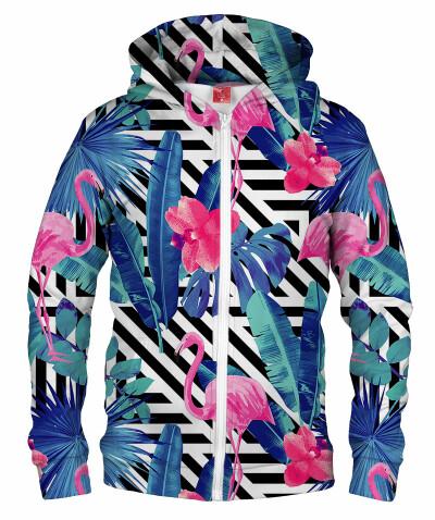 Bluza z zamkiem FLAMINGO'S STYLE