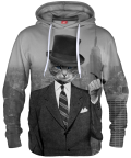 BUSINESS CAT Hoodie