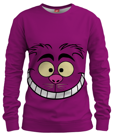 SMILE Womens sweater