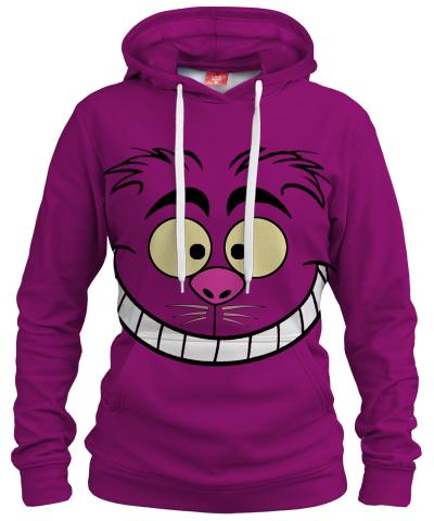 SMILE Womens hoodie