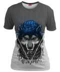 BAD WOLF Womens T-shirt