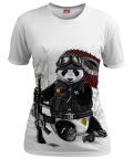 Koszulka damska MILITARY PANDA