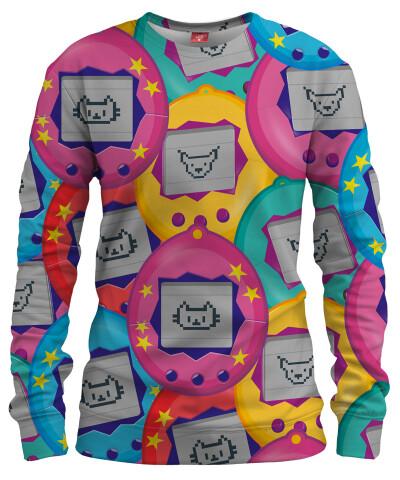 TAMAGOTCHI Womens sweater