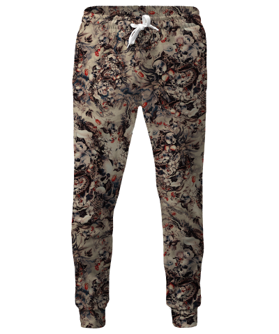 SKULLS AND SNAKES Sweatpants