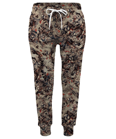 Spodnie damskie SKULLS AND SNAKES