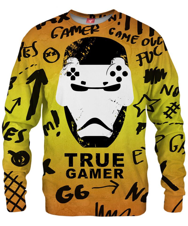 TRUE GAMER Sweater