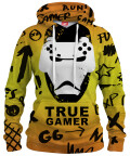 TRUE GAMER Womens hoodie