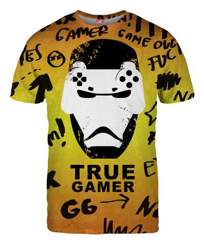 Koszulka TRUE GAMER