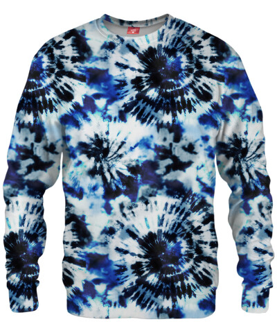INDIGO TIE DYE Sweater