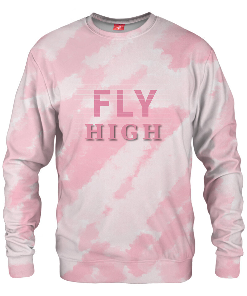COLOR SKY FLY HIGH Sweater