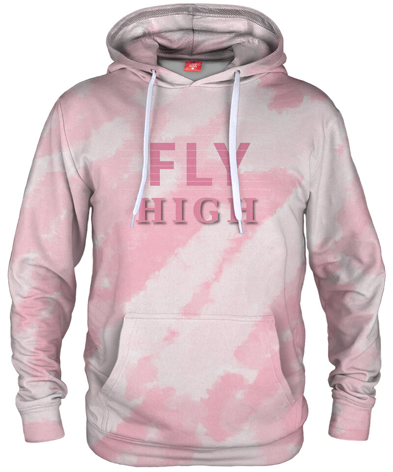 Bluza z kapturem COLOR SKY FLY HIGH