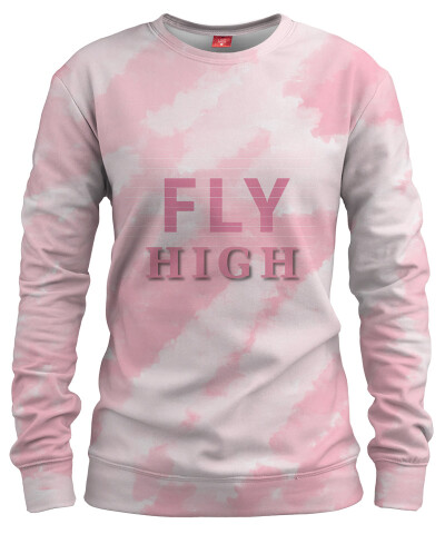Bluza damska COLOR SKY FLY HIGH