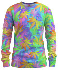 PASTEL WEED Womens sweater