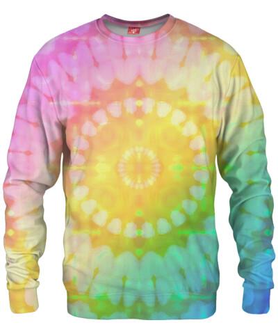 PASTEL TIE DYE Sweater
