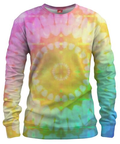 PASTEL TIE DYE Womens sweater