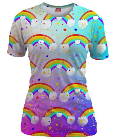 Koszulka damska RAINBOW DREAMS