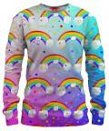 RAINBOW DREAMS Womens sweater