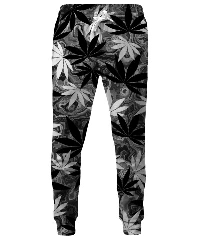 BLACK AND WHITE Sweatpants