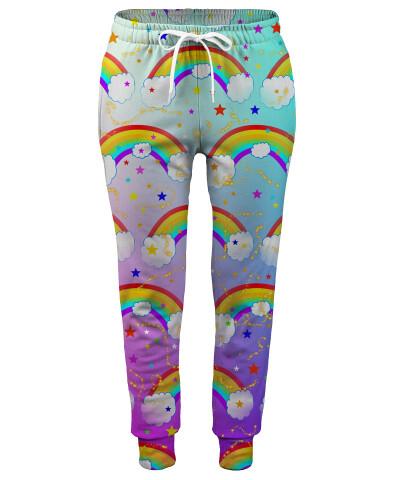 Spodnie damskie RAINBOW DREAMS