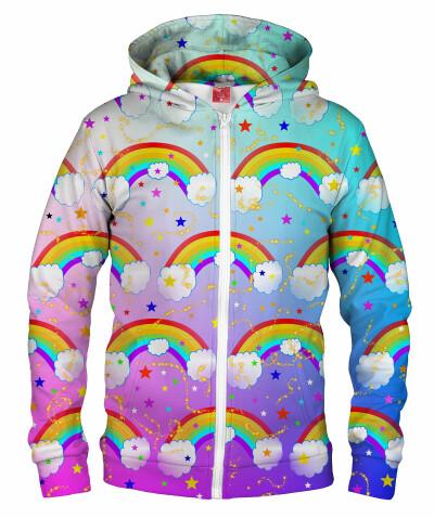 Bluza z zamkiem RAINBOW DREAMS