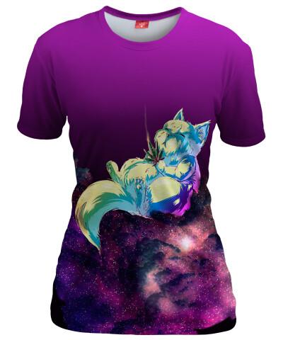 Koszulka damska STONED CAT