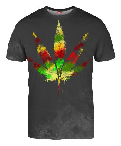 Koszulka RASTA WEED