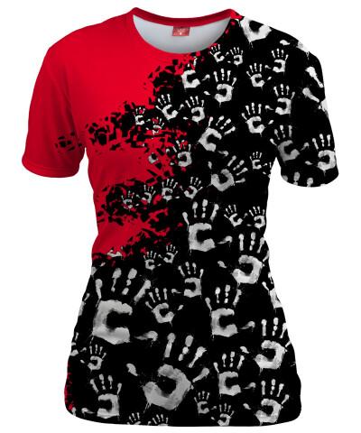 HORROR Womens T-shirt