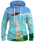 ALIEN ABDUCTION Hoodie