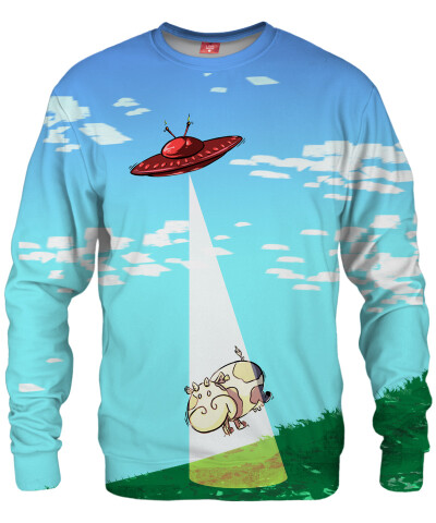 ALIEN ABDUCTION Sweater