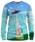 ALIEN ABDUCTION Sweater