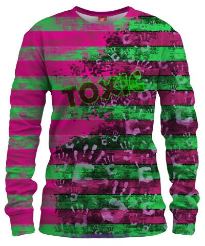 TOXIC Womens sweater