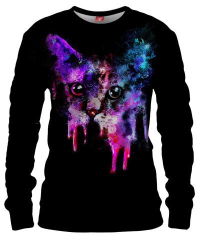 MEOW Womens sweater